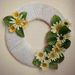 Spring Wreath – DIY Project