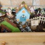 Fairy Garden in a Dresser Drawer