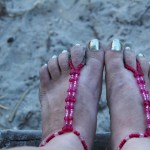 Barefoot Sandals – DIY Beading Project