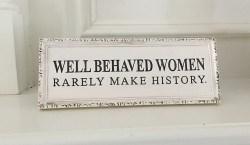 Women in Canadian History