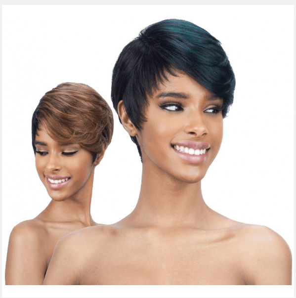 Stylish hair weaves