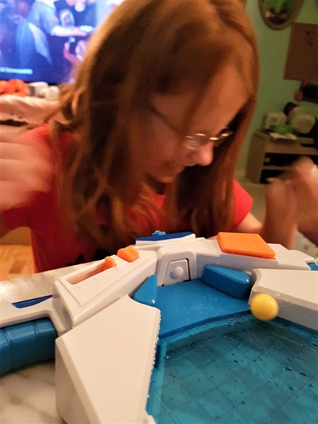 Hydro Strike Family Game Night
