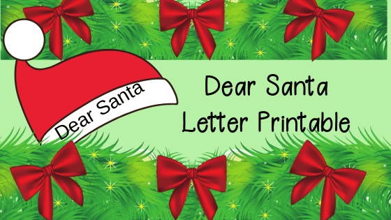 picture about Printable Christmas Letters referred to as Pricey Santa Letter Printable and Where by toward Ship Letters -