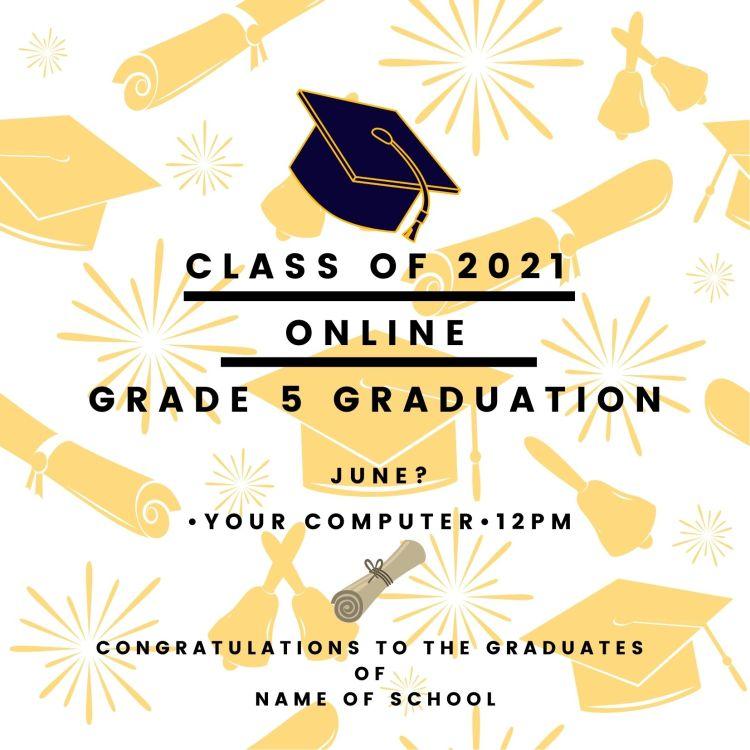 Graduation Ideas for All Ags