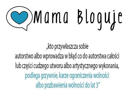 blog parentingowy - mama bloguje - nie kradnij