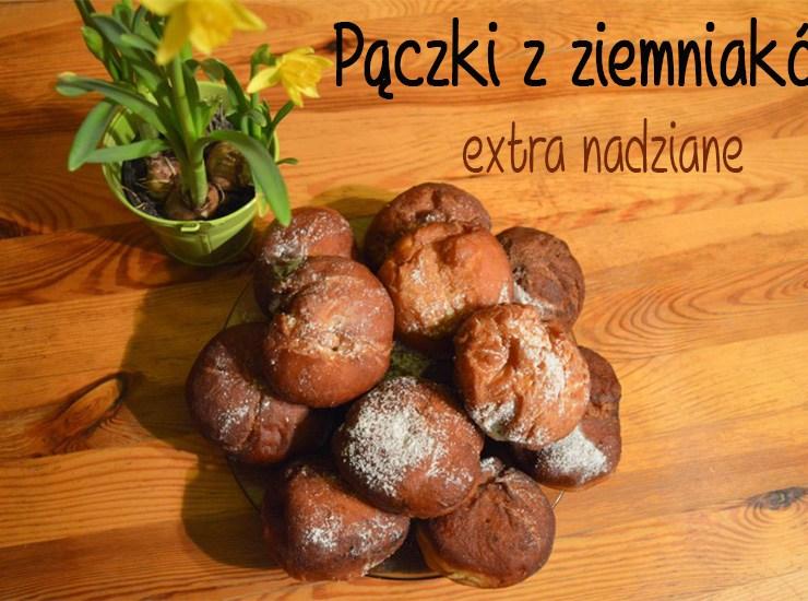 pączki z ziemniaków