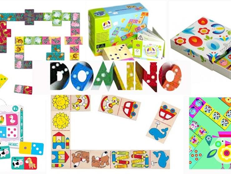 domino obrazkowe dla dzieci - DOMINO OBRAZKOWE DLA DWULATKA