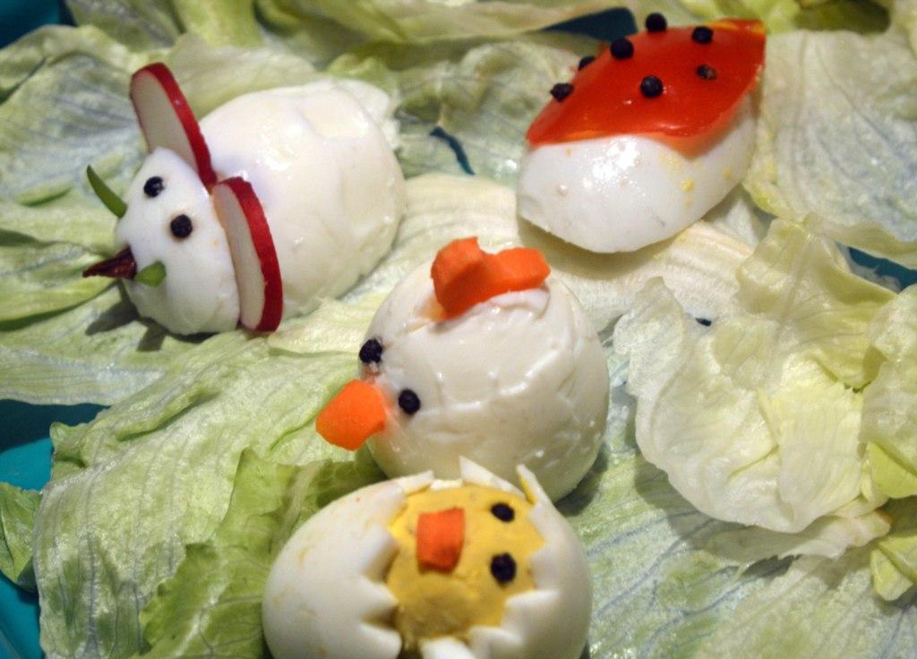 jajka dekoracje