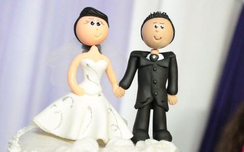 wedding cake toppers 115556 12801 - DZIECI NA WESELU? O NIE!