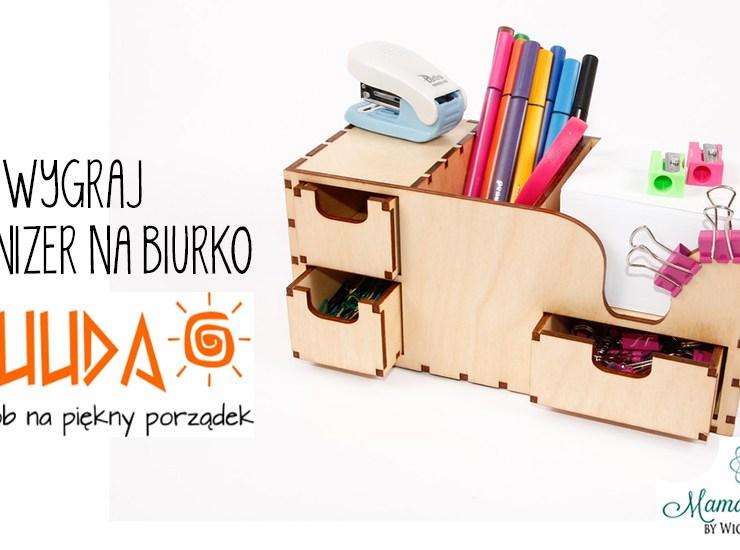organizer na biurko - 4 KROKI DO CZYSTEGO BIURKA + KONKURS