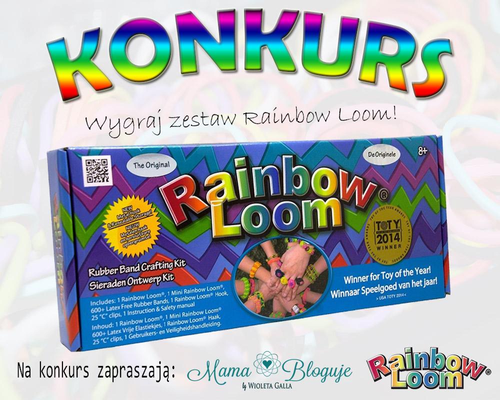 Rainbow Loom oryginalne
