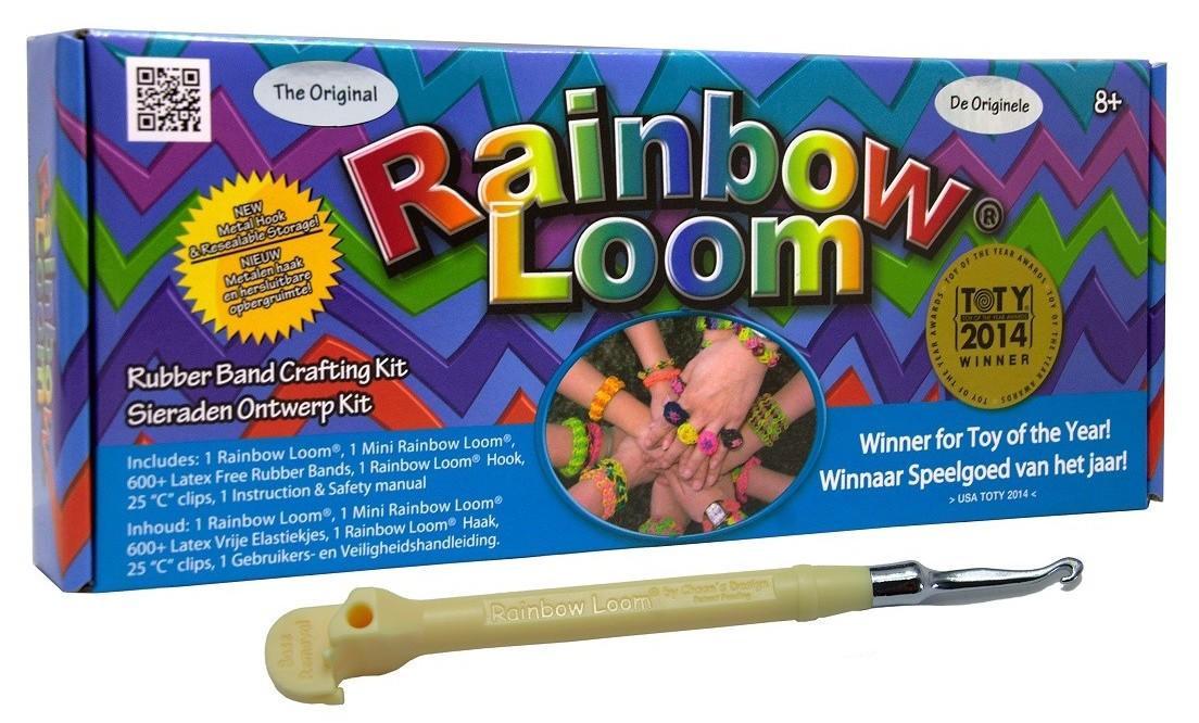 rl starter kit 3 1 1 e1419302210372 - RAINBOW LOOM® POWRÓT DO CZASÓW DZIECIŃSTWA - WYNIKI