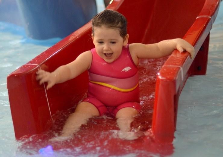 basen z dzieckiem - PO BASENIE INFEKCJE NAM NIE STRASZNE