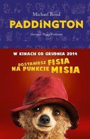 Paddington Michael Bond okładka