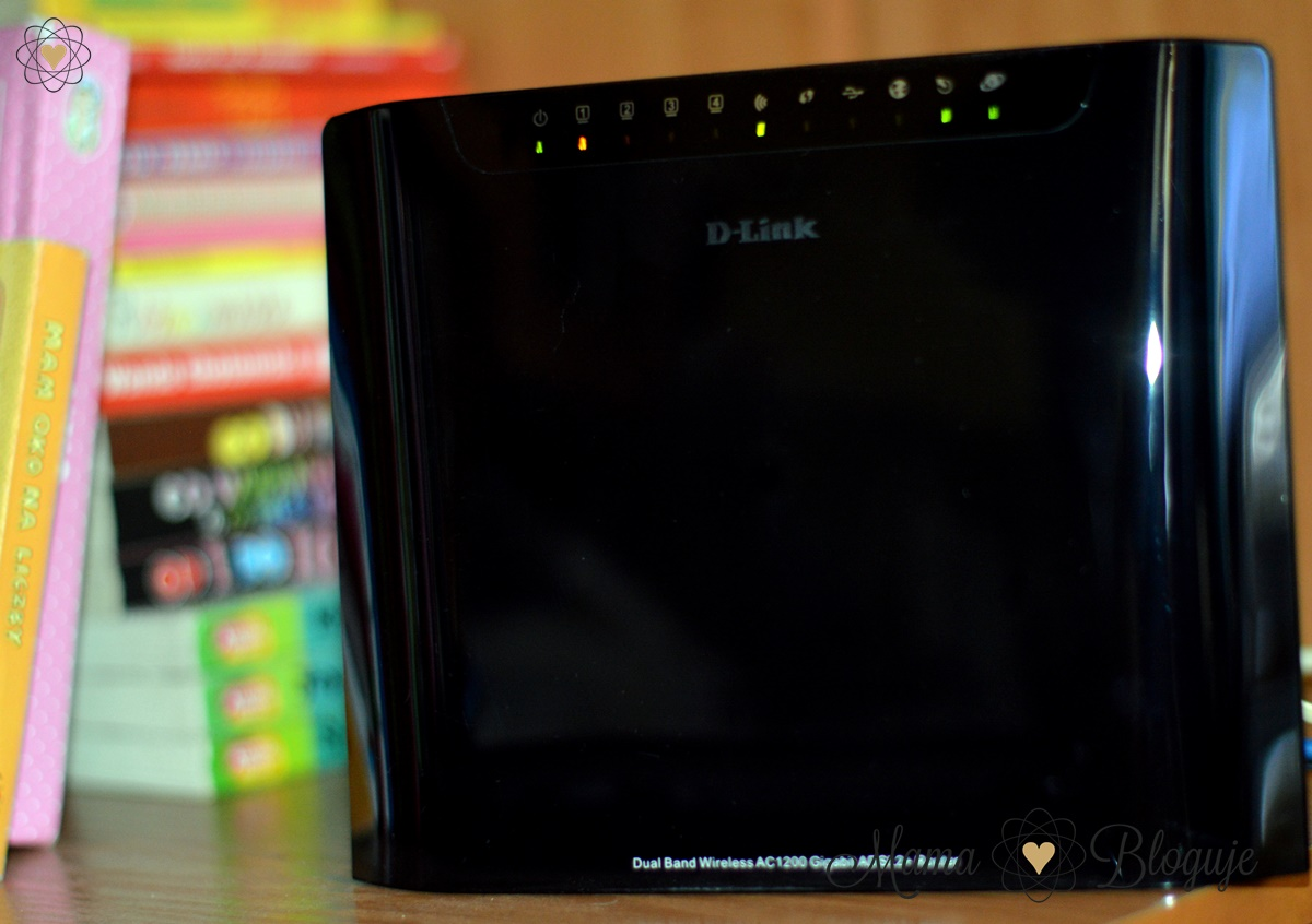 router modem d-link 3