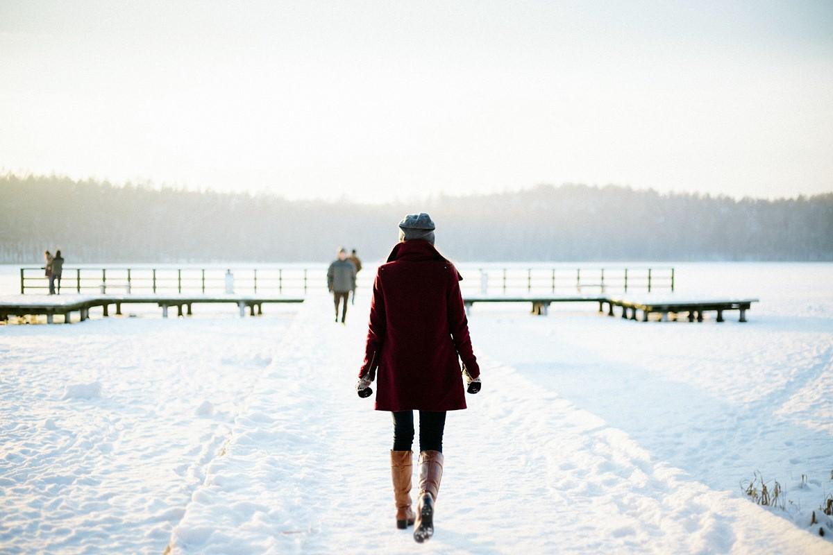 sposoby na zimową depresję u mam