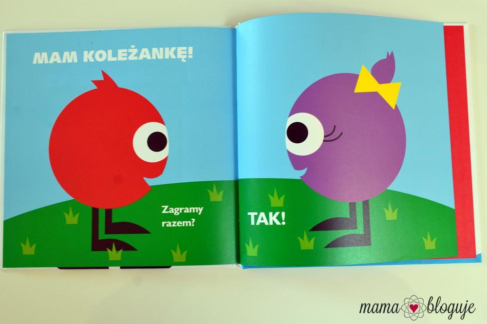 książeczki dla maluszków 29 - KSIĄŻKI DLA NAJMŁODSZYCH 0-3 LATA