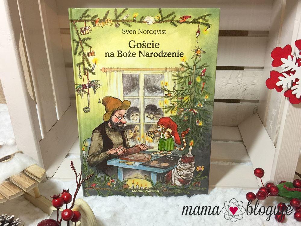 Goście na Boże Narodzenie książki na święta blog recenzja