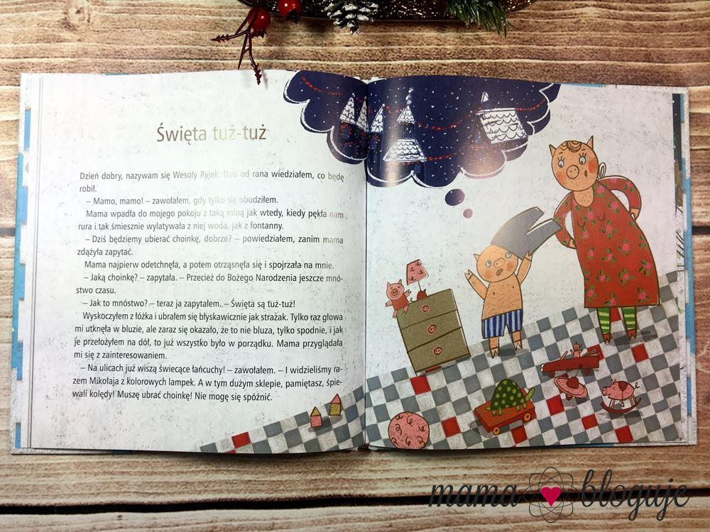 książki o świętach dla dzieci 52 - NAJCIEKAWSZE KSIĄŻKI O ŚWIĘTACH BOŻEGO NARODZENIA
