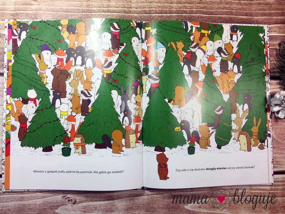 książki o świętach dla dzieci 58 - NAJCIEKAWSZE KSIĄŻKI O ŚWIĘTACH BOŻEGO NARODZENIA