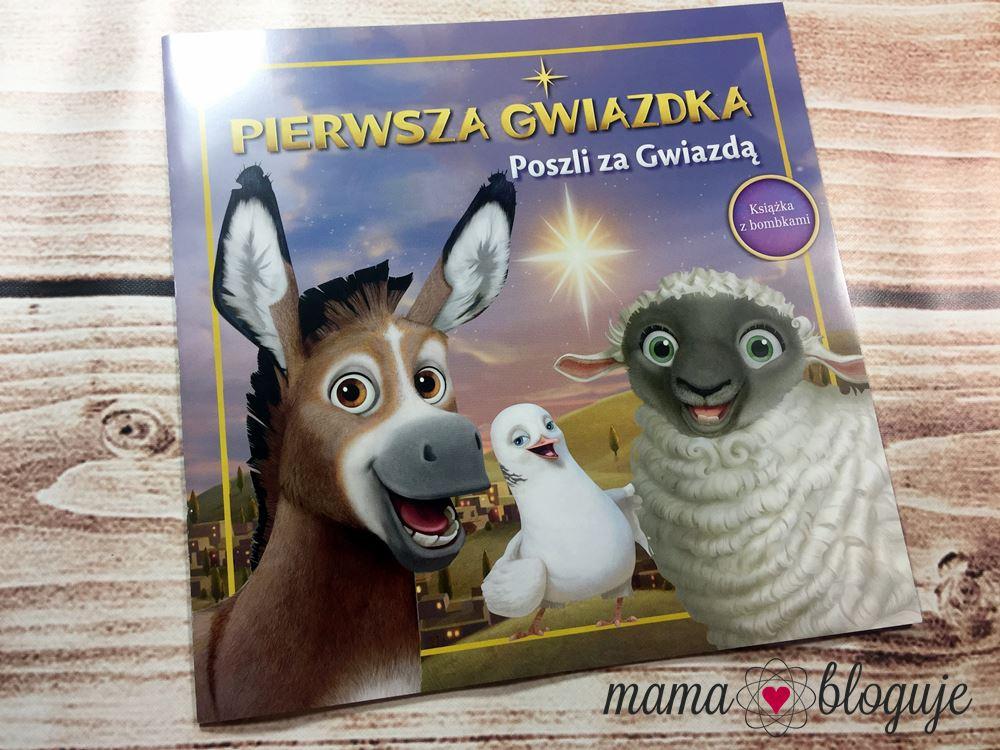 Pierwsza Gwiazdka Poszli za gwiazdą blog recenzja
