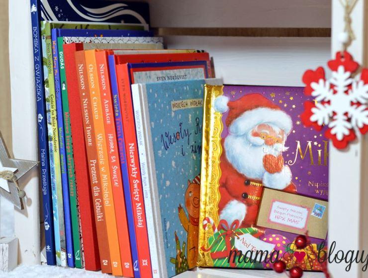 książki o świętach dla dzieci 77 - NAJCIEKAWSZE KSIĄŻKI O ŚWIĘTACH BOŻEGO NARODZENIA