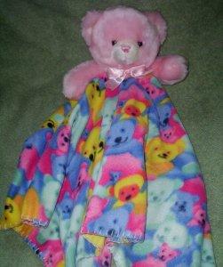 Dream Buddy Pink Teddy Bear