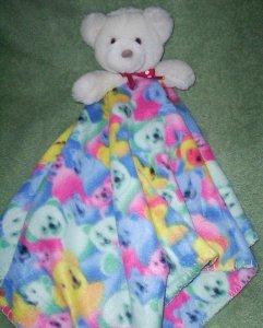 Dream Buddy - White Teddy Bear