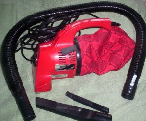 """Dirt Devil"" Handy - Handheld Vacuum - in original box"