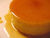 Caramel Pumpkin Custard