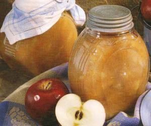 Chunky apple sauce 001