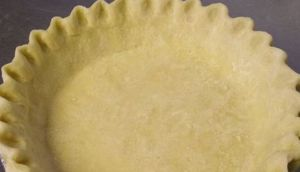 shortbread pie crust