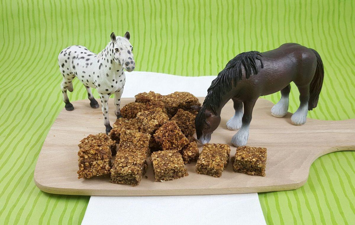 Bananenleckerli fürs Lieblingspferd