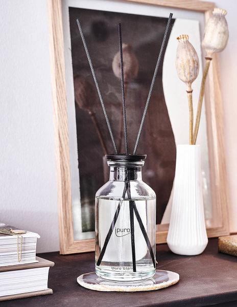 Ipuro Geurstokjes Classic ipuro blanc room fragrances geurdiffuser aromadiffuser huisparfum 4051281536913 4051281537118 MamaBella Juwelen en accessoires