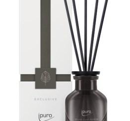 Ipuro Geurstokjes Exclusive ipuro cuir noble room fragrances geurdiffuser aromadiffuser huisparfum EAN4051281533462 MamaBella Juwelen en accessoires