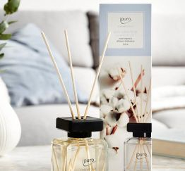 Essentials by Ipuro Geurstokjes cotton fields 50 ml room fragrances geurdiffuser aromadiffuser huisparfum EAN4051281983281 MamaBella Juwelen en accessoires