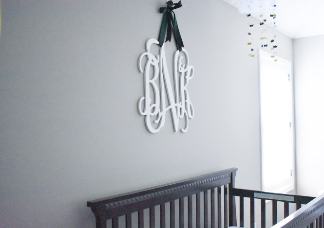 Personalize Your Baby's Nursery