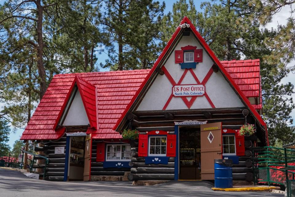 Santa's Workshop North Pole Colorado
