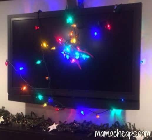 christmas light trade in