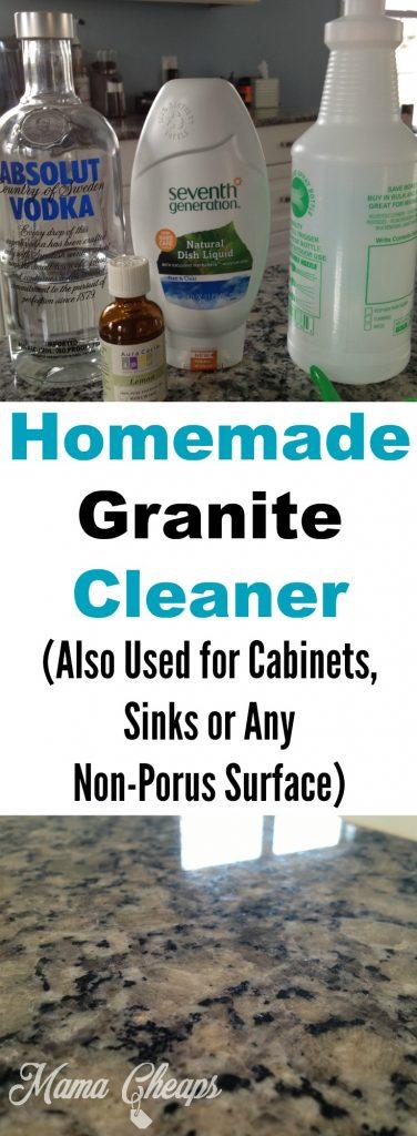 homemade-granite-cleaner