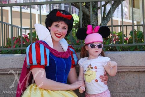 snow white magic kingdom