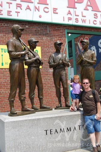 Fenway Park Boston