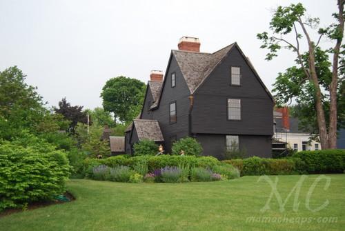 House of Seven Gables Salem