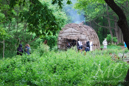Wampanoag Homestead Plimoth Plantation