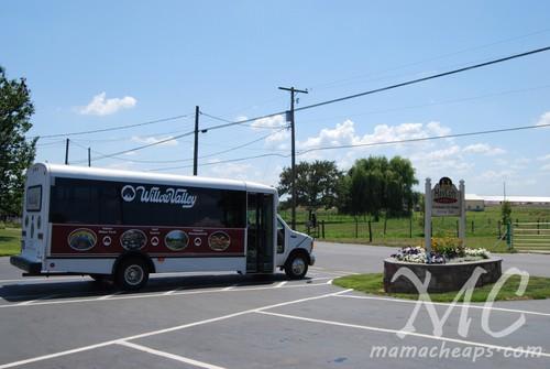 lancaster bus tour c