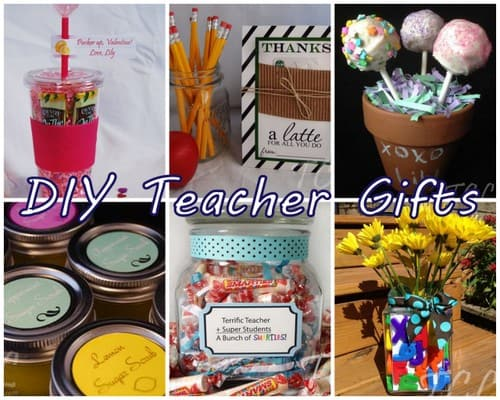 Homemade Teacher Appreciation Gift Ideas Mama Cheaps