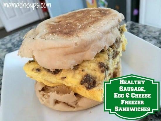 Jimmy Dean turkey sausage crumbles breakfast sandwich title