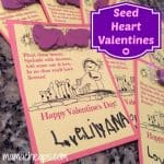 seed paper valentines title