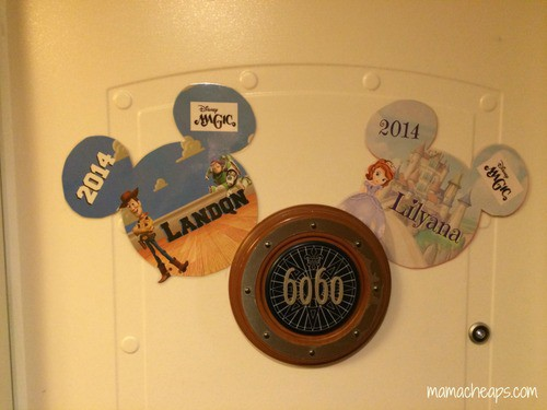 door magnets disney cruise & 8 Cool Things to Do on Your Disney Cruise | Mama Cheaps Pezcame.Com