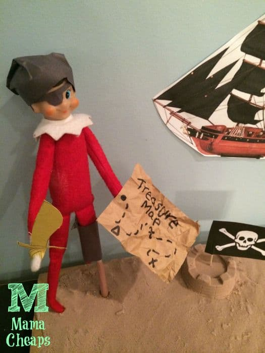 elf shelf pirate